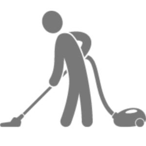 Gulv rengøring